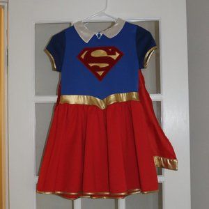 Supergirl Costume - Like new - Size large